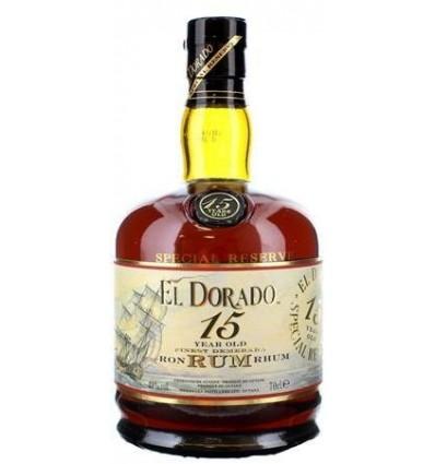 El Dorado 15 Years 43% 0,7 ltr.
