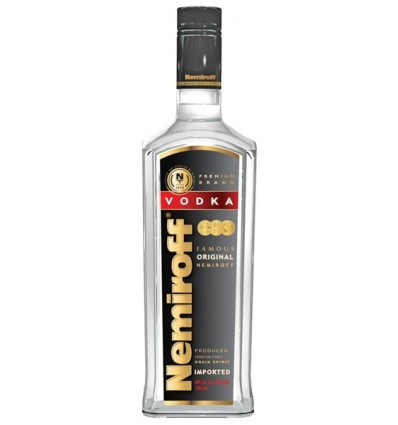 Nemiroff Original Vodka 1 L, 40%