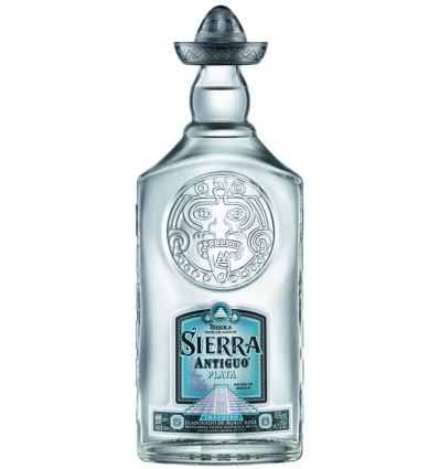 Sierra Tequila Antiguo Plata 0,7 L 40%