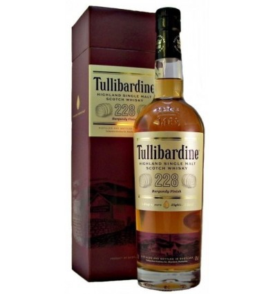 Tullibardine Burgundy Finish 43% 0,7ltr