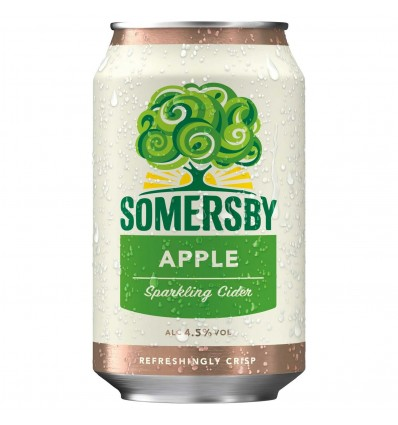 Somersby Apple cider 4,5% 24x0,33 l.
