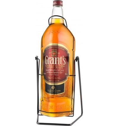 Grant´s Whisky Magnum 4.5 Liter 40 %