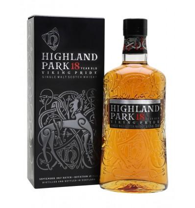 Highland Park 18 years 43% 0.7 liter