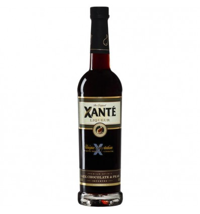 Xanté Dark Chocolate & Pear 38% 0,5 liter