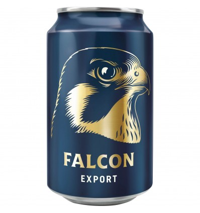 Falcon Export 5,2% 24x0,33 ltr.
